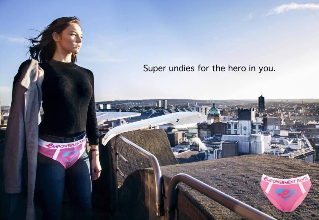 Empowerment Pants AD